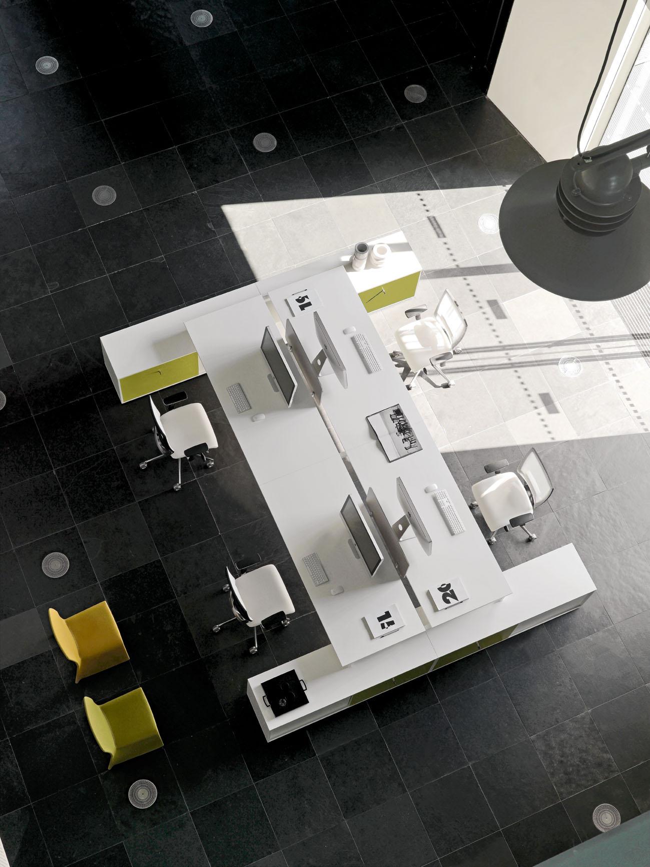 arredamento per ufficio padova: home tecnotelai arredamento ... - Scrivanie Per Ufficio Genova