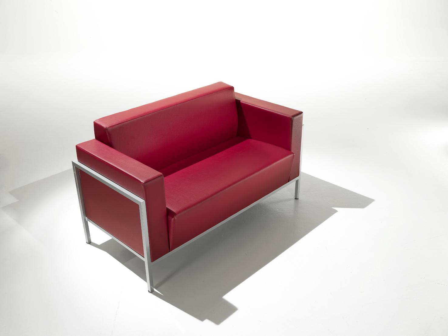 Divani ufficio divano posti in pelle palladio nero with - Divani lago opinioni ...